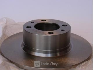 Диск тормозной ВАЗ 2101-2107 Ferodo