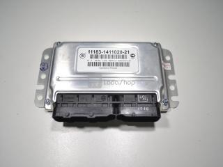 Электронный блок управления двигателем Лада Калина 8кл. АвтоВАЗ