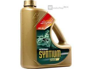 Масло моторное Petronas SYNTIUM 5000 XS 5W-30 4л