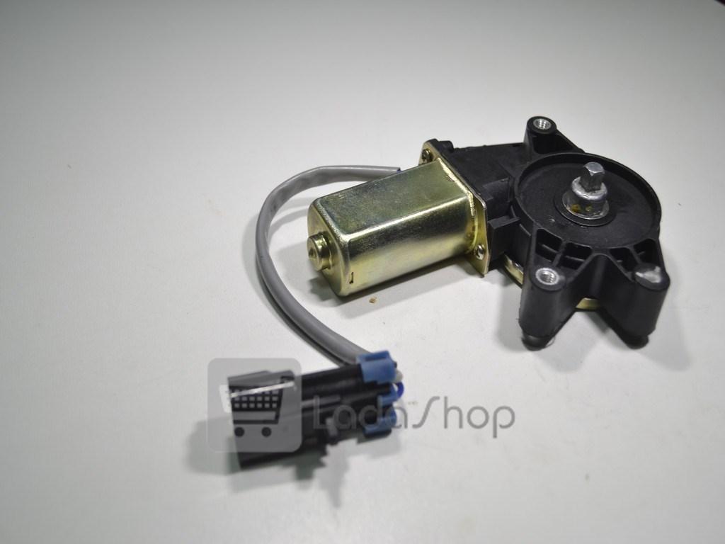 Фото №4 - мотор стеклоподъемника ВАЗ 2110